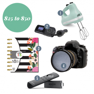 A Few of My Favorite Things: The Wholefully 2016 Gift Guide