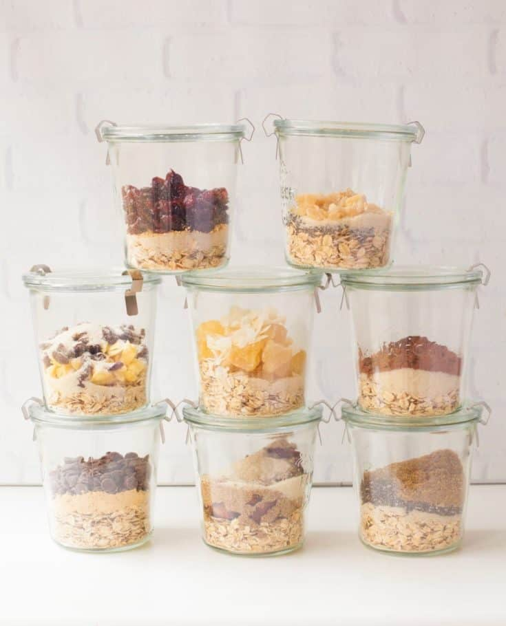 8 Healthy Instant Oatmeal Cups You Can Make At Home Wholefully