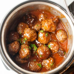 3 Slow Cooker Cocktail Meatballs for Your Holiday Parties