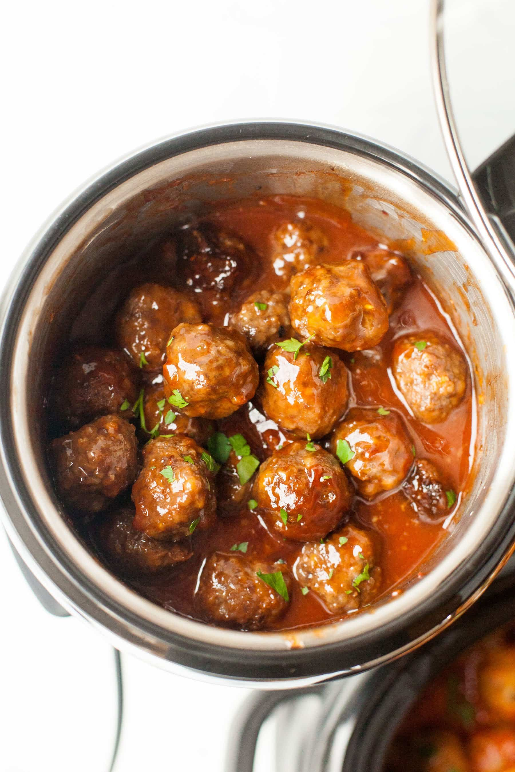 3 Slow Cooker Cocktail Meatballs For Your Holiday Parties Wholefully
