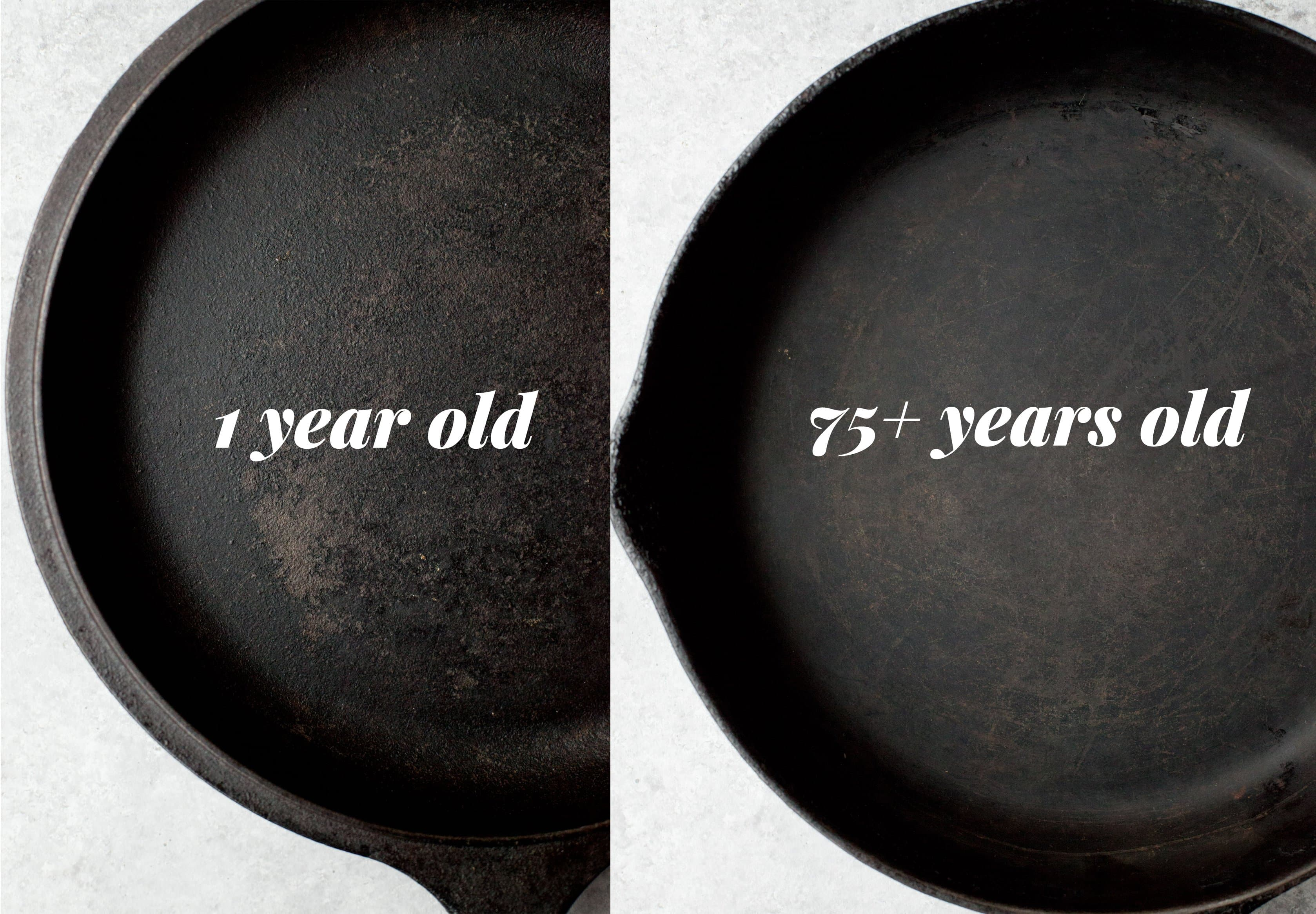 Cast Iron Skillets - Cast Iron Cookware
