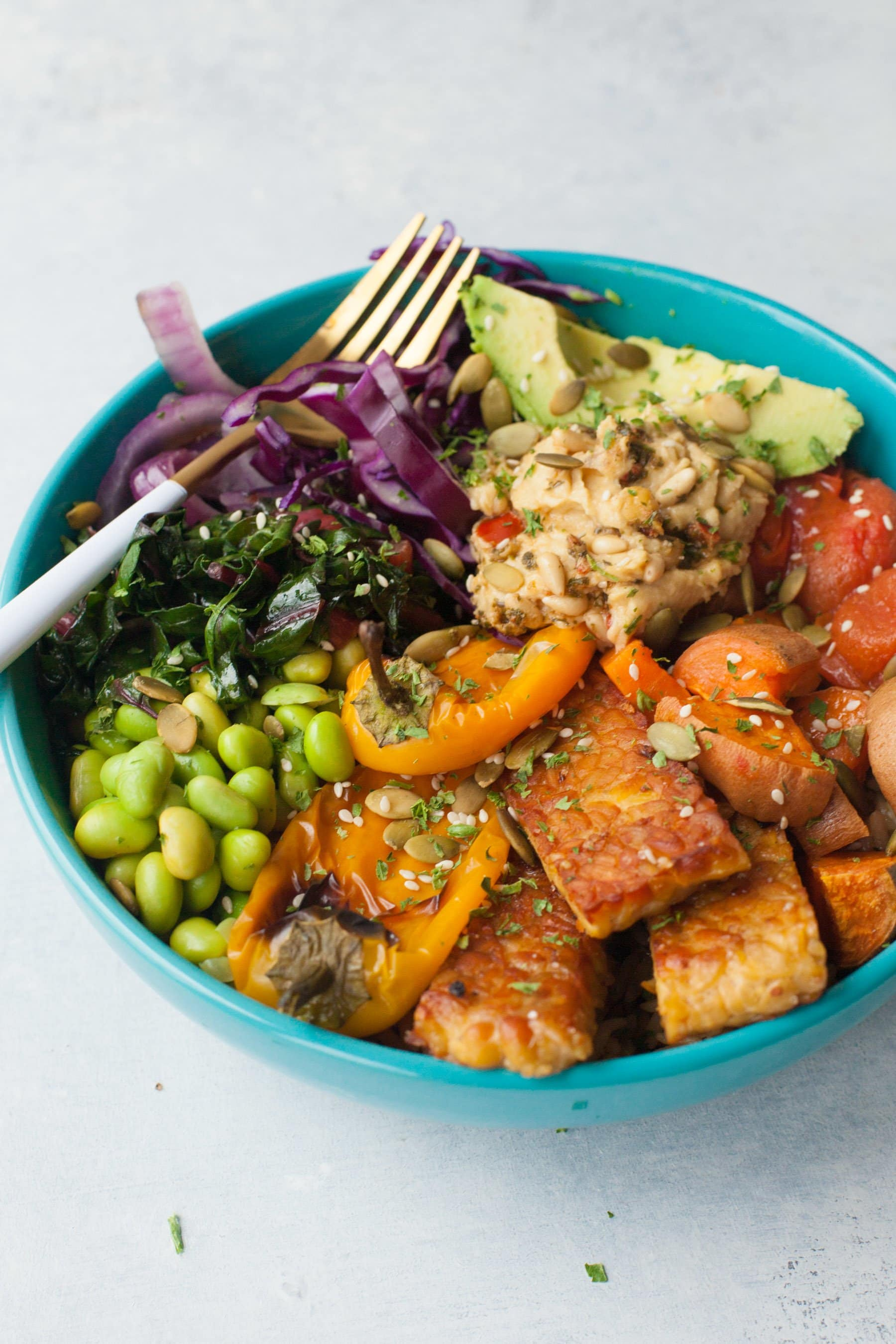 How to Make Awesome Grain Bowls