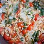 Fresh Herb and Tomato Farro