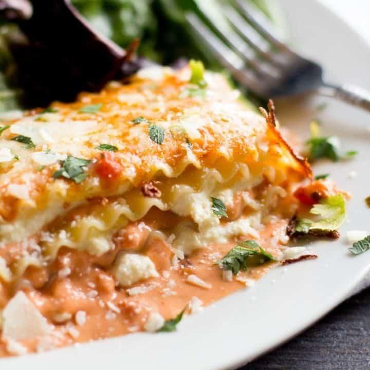 Lasagna Rosa