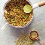 One Bag of Lentils: Three Meals
