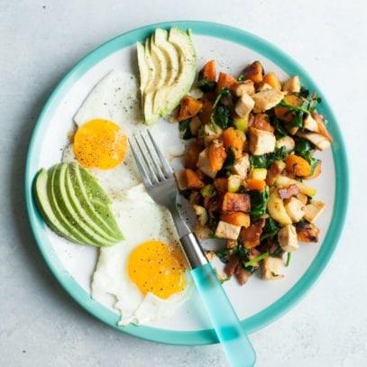 SCD Diet - breakfast