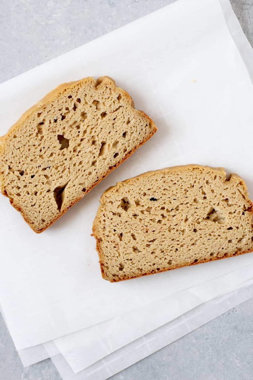 grain free cashew sandwich bread wholefully