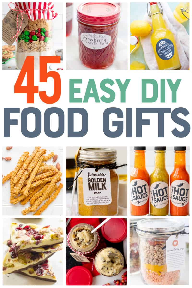 45 Thoughtful And Easy Diy Christmas Food Gifts Wholefully